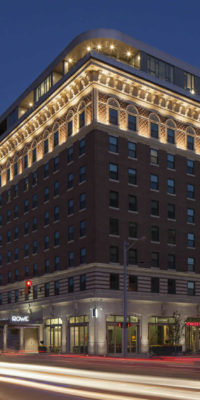 Rowe Building downtown Grand Rapids